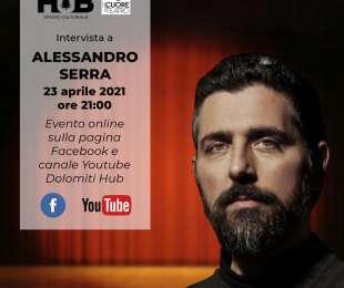 Intervista online ad Alessandro Serra.